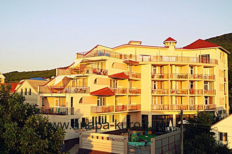 Черногория вилла виноградная