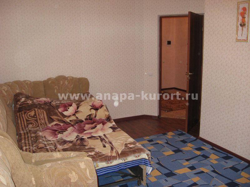 спальня в однокомнатной квартире фото.