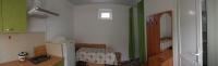 Номера категории квартира-студия в частном секторе «Акварель»