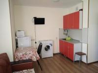 Квартира – студия 28 кв. м. в жилом комплексе «Резиденция Утриш»