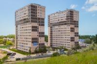Однокомнатная квартира в ЖК Кавказ
