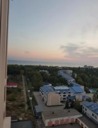 Квартира студия с видом на море