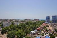 Апартаменты с видом на море в центре, ул.Ленина 9