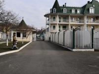Дом у моря с бассейном на территории санатория Парус