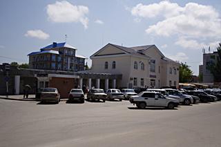 Анапа автовокзал
