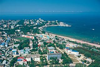 Анапа санатории Центральный пляж